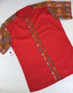 Ankara wear for men. African print mens we African Wear Styles For Men, African Shirts For Men, African Dresses For Kids, African Attire For Men, African Clothing For Men, Latest African Fashion Dresses, African Print Dresses, African Print Fashion, African Style
