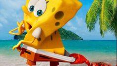 Spongebob - Fuori dall'acqua: primo trailer italiano