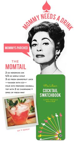 The MOMTAIL!! an all time fave!!!