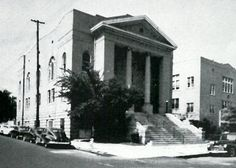 Baron Hirsch's era Downtown at Fourth and Washington spanned 1892 to 1952, a time of expansion after the yellow fever epidemics had devastated the congregation and the city.