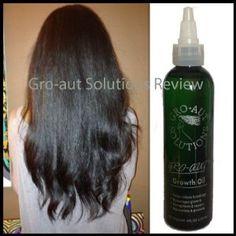 Gro-aut Hair Growth Oil 4oz