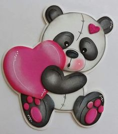 Cuaderno decorado de perrito Foam Crafts, Diy And Crafts, Crafts For Kids, Paper Crafts, Valentine Cookies, Valentine Crafts, Egg Carton Crafts, Decorate Notebook, Animal Coloring Pages
