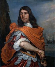 Sir Cornelis Maartenszoon Tromp, 1st Baronet (1629 – 1691) was a Dutch naval officer. He was the son of Lieutenant Admiral Maarten Tromp. He became Lieutenant Admiral General in the Dutch Navy and briefly Admiral General in the Danish Navy. He fought in the first three Anglo-Dutch Wars and in the Scanian War.