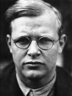 """Dietrich Bonhoeffer. Pastor. Martyr. Prophet. Spy. –""""We must learn to regard people less in the light of what they do or omit to do, and more in the light of what they suffer."""""""