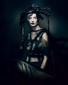 fashion's purest visionary: rei kawakubo