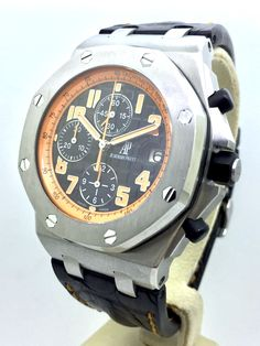 Audemars Piguet Royal Oak OffShore Military  Volcano