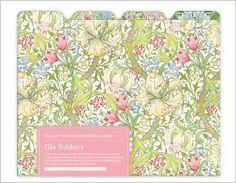 V&A William Morris Garden File Folder: Victoria & Albert Museum, Colleen Farr: 9780735330382: Amazon.com: Books