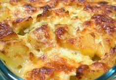 Varomeando: Bacalao con nata - Bacalhau com natas