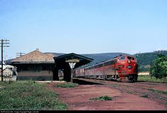 RailPictures.Net Photo: LV 564 Lehigh Valley EMD F7(A) at Lehighton, Pennsylvania by Roger Lalonde