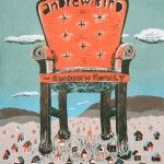 Cool #Andrew Bird gig poster.