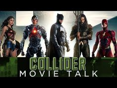 Justice League Trailer Review, Venom Rated R - Collider Movie Talk - YouTube