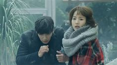 KBS Healer | Ji Chang Wook & Park min young | Choi yong shin & bong soo/healer/jung woo | Kdrama | That little smirk… I loved it. I felt like it was because he was a little bit happy that she found some strength to try and save him, however I also feel like it it was more of a placating thing. He...