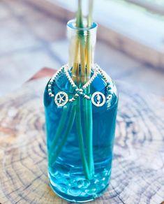 ADILI • DESIGNERS (@adili_designers) • Instagram photos and videos Blue Bracelets, Sterling Silver Bracelets, Fashion Bracelets, Unique Gifts For Men, Gifts For Mom, Bracelet Designs, Handmade Bracelets, Perfume Bottles, Designers