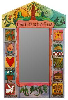 Sticks Mirror #66