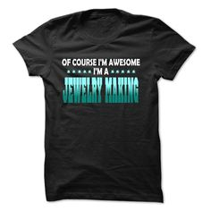 Of Course I Am Right Am Jewelry making ... - 99 Cool Job Shirt !, Checkout HERE ==> https://www.sunfrog.com/LifeStyle/Of-Course-I-Am-Right-Am-Jewelry-making--99-Cool-Job-Shirt-.html?41088 #jewelry #jewelrylovers #birthdaygifts