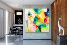 Large Abstract Artwork,Large Abstract Painting on Canvas,modern oil canvas,modern abstract,canvas palette knife FY0078 Oversized Canvas Art, Large Canvas Art, Abstract Canvas Art, Abstract Paintings, Oil Canvas, Painting Canvas, Artwork Display, Office Wall Art, Palette