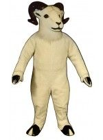 Mascot costume #2601-Z Big Horned Sheep