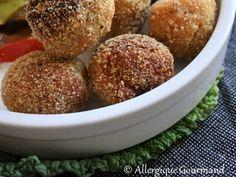 Recette de boulettes lentilles corail et quinoa bio