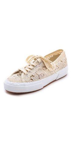 Superga Lace Sneakers | SHOPBOP