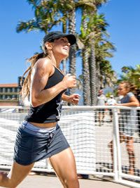 Are you ready for a tri? Train for your first sprint triathlon in 10 weeks with our beginner plan.