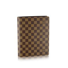 Discover Louis Vuitton Desk Agenda Cover via Louis Vuitton