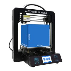 ANYCUBIC 3D Printer I3 Mega Industrial High Quality Patented Lattice Platform All Metal Hot sale High Precision //Price: $384.48//     #electonics