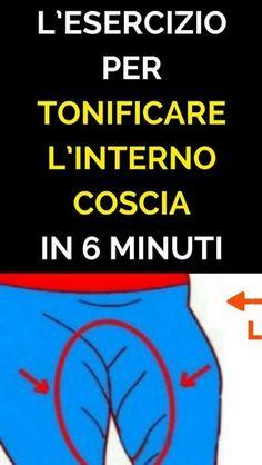 L'esercizio per tonificare l'interno coscia in 6 minuti