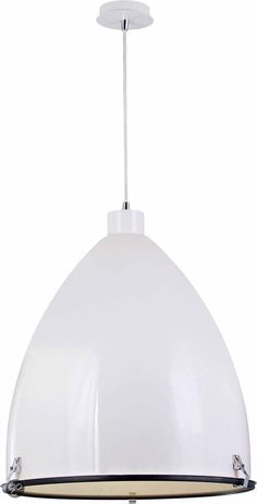 Zuiver Hanglamp Dome - Wit