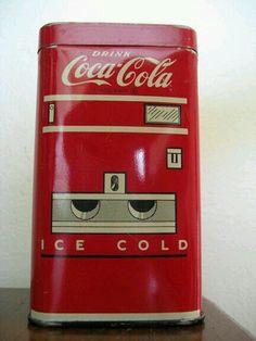 Tin collectible box