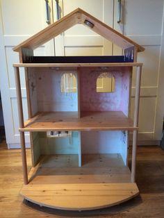 puppenhaus holz selber bauen 10 zimmer kinderzimmer pinterest puppenhaus holz selber. Black Bedroom Furniture Sets. Home Design Ideas