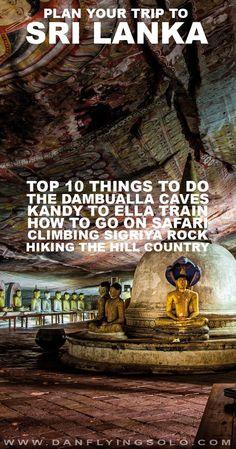 Plan the ultimate trip to Sri Lanka