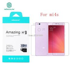 Xiaomi Mi4S Screen Protector Nillkin Amazing H H+PRO Tempered Glass For Xiaomi Mi4S M4S