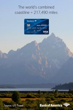 Whichever coast you're vying to visit, the Travel Rewards credit card can help you earn 1.5 points for every $1 spent on purchases. Any airline, any hotel, anytime. No blackout dates. Learn more.