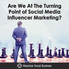 Are We At The Turning Point of Social Media Influencer Marketing?