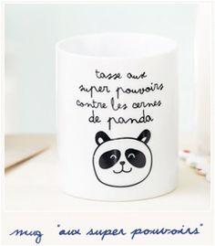 Contre les cernes de panda