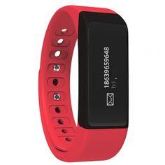 Leotec Pulsera Cuantificadora Fitness Touch+   InterTienda