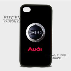 AUDI Engine Symbol - iPhone 4/4S Case