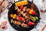 Alternativas para una barbacoa vegetariana