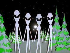 southpark aliens