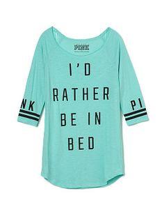 TOPSELLER! Sleep Shirt - PINK - Victoria's Secret $26.95
