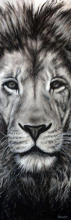 Leão na Arte.
