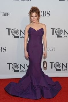 Bernadette Peters, 2012 - The Most Stunning Tony Awards Looks of All Time - Photos
