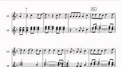 Happy - Pharrell Williams (Saxophone Sheet Music)