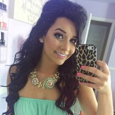 Statement necklace Beautiful and brand new statement necklace seen worn by ciaoobelllaxo ! Southern Belle Glitz Accessories
