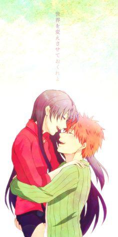 Best ship ever Fate Stay Night Movie, Fate Stay Night Anime, Stay The Night, Anime Love Couple, Cute Anime Couples, Chica Anime Manga, Kawaii Anime, Figura Iron Man, Fate Archer