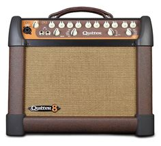 Quilter guitar amps by Patrick Quilter