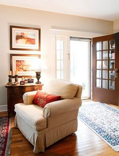 1000 images about front entry ideas on pinterest small - Living room with front entry ...