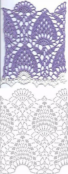 WOW... crochet pattern :O)