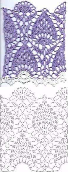 Patrón - Crochet