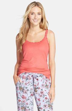 Women's Nordstrom Lace Trim Camisole